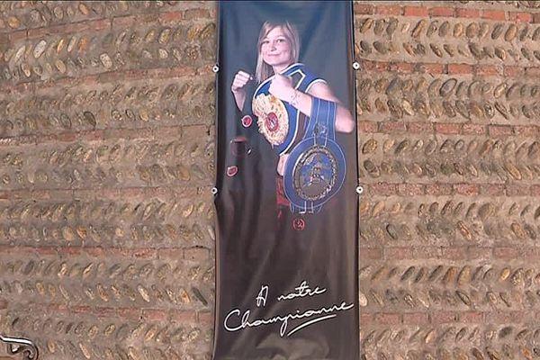 Angélique Duchemin restera toujours la championne de Thuir.