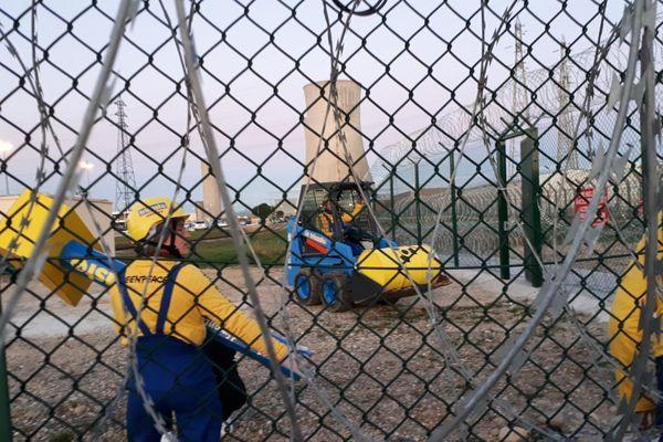 Ces militants avait mené une fausse opération de démantèlement de la centrale du Tricastin avec des outils géants en mousse