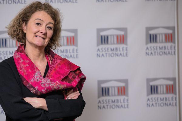 Sophie Auconie est députée de la troisième circonscription d'Indre-et-Loire