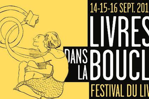 C'est la troisième édition du festival du livre à Besançon