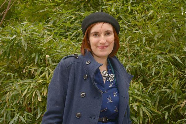 L'auteur nivernaise Lucie Pierrat-Pajot