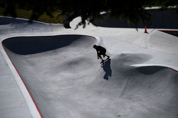 Le skatepark de Chelles en juin 2020 (illustration).