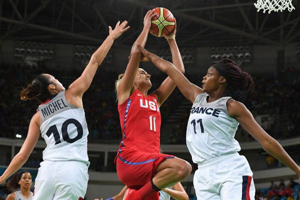 Le parcours s'arrête en demi-finale pour les Françaises à Rio.
