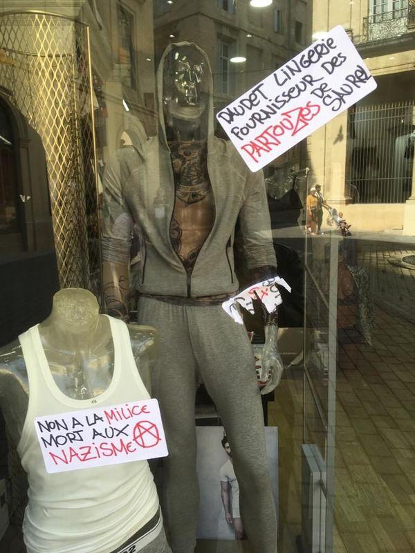 Montpellier - Sur certains messages on peut lire des insinuations politiques - 23.05.20