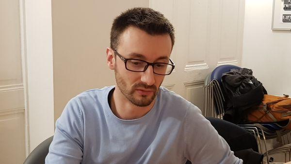"""Nicolas Louisot, délégué départemental du Doubs de l'association Le Refuge : """"des jeunes exclus de leur famille, ça me révulse"""""""