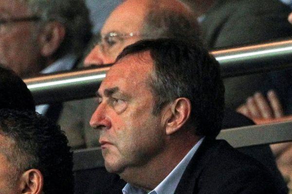 Ancien dirigeant de football, Jean-Pierre Bernés est devenu un agent de joueurs.