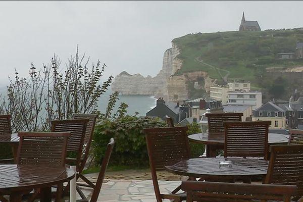 Les averses rythmeront ce jeudi sur la Côte d'Albâtre.