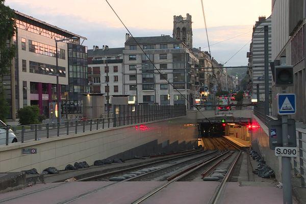 Pas de métro sur Rouen pendant 3 jours