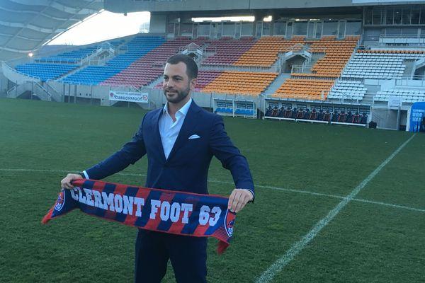Ahmet Schaefer, le nouveau patron du Clermont Foot 63