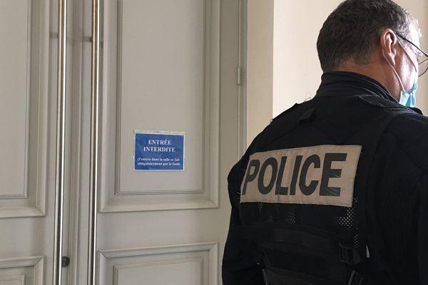 Procès de l'assassinat de Jean-Michel German, en mars 2021
