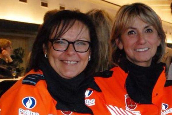 Lucile Garcia, 54 ans, et Soraya Belkacemi, 44 ans, ont été tuées par un Belge radicalisé le 29 mai 2018 à Liège.