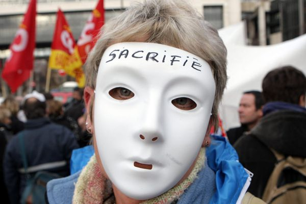 Mercredi 24 avril 2013, les 75 suppressions d'emplois de l'usine Albany de Saint-Junien en Haute-Vienne ont été confirmées