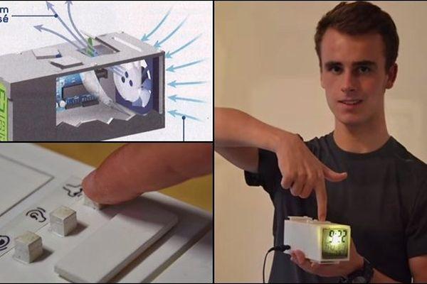 Guillaume Rolland est le premier français finaliste du Google Science Fair