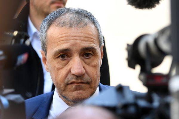 ARCHIVES - Jean-Guy Talamoni, président de l'Assemblée de Corse