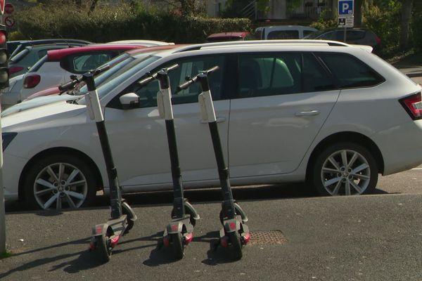 Soixante-cinq points de stationnements sont prévus à Hérouville Saint-Clair