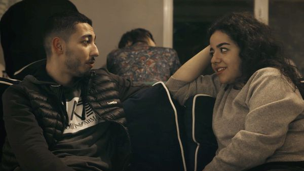 """photo de tournage du documentaire """"A notre tour"""""""