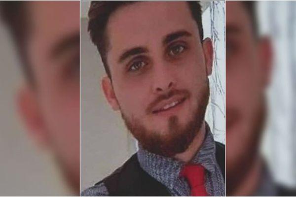 Adrien Perez, 26 ans, a été tué sur le parking d'une boite de nuit de Meylan (Isère) en juillet 2018.