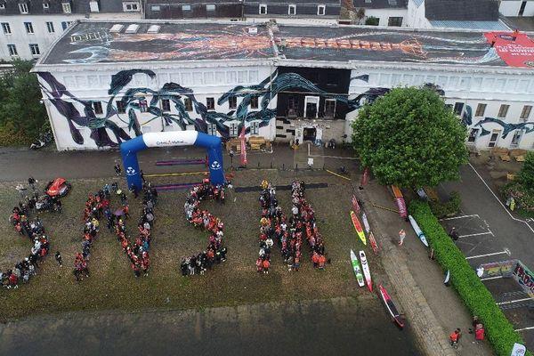 Paddle Trophy à Vannes : l'hommage aux sauveteurs de la SNSM