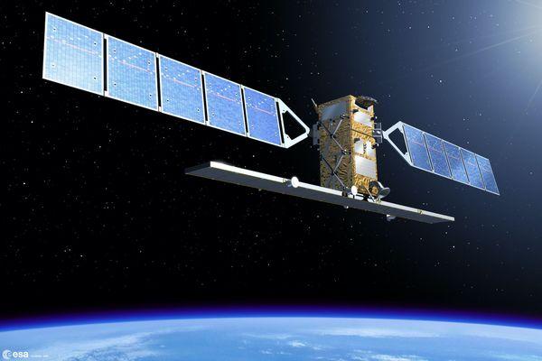 Le satellite Sentinel-1, utilisé pour la détection des icebergs