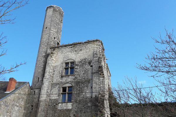 Le château de Marmande