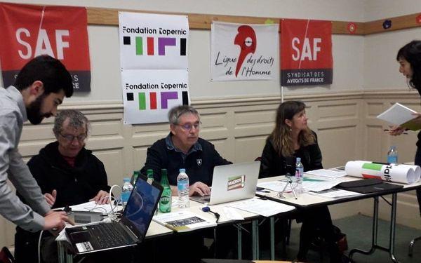 L'OPP a rendu son rapport public lors d'une conférence de presse ce mercredi à Toulouse