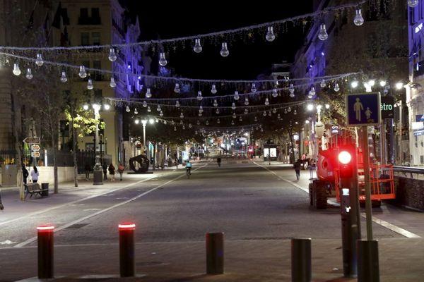 Le Vieux-Port de Marseille sera-t-il dimanche sous couvre feu à 18h ?