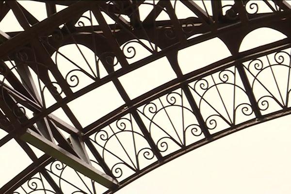 La réplique de la tour Eiffel devrait être visible à l'été 2020 à Capdenac-Gare (12)