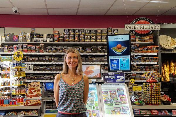 Lioudmila H. (photo) a vécu un véritable cauchemar après qu'elle a été soupçonnée de vendre des produits stupéfiants dans son tabac de Landiras