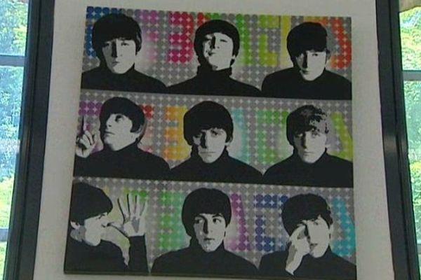 Les quatre garçons de Liverpool restent la référence incontournable des musiciens et des amoureux de la pop. Les objets exposés à la maison de l'Aventure Industrielle de Thiers continuent à faire rêver.