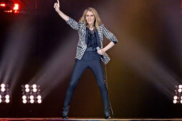 Concert de Céline Dion à Nice jeudi 20 juillet 2017