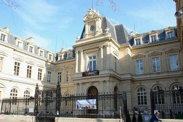 La mairie du 3ème arrondissement sera l'unique mairie du grand arrondissement.