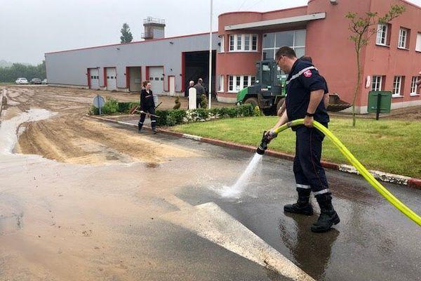 Entre juin et juillet 2021, 6 communes du Nord sont victimes d'inondations et de coulées de boue, elles sont placées en état de catastrophe naturelle.