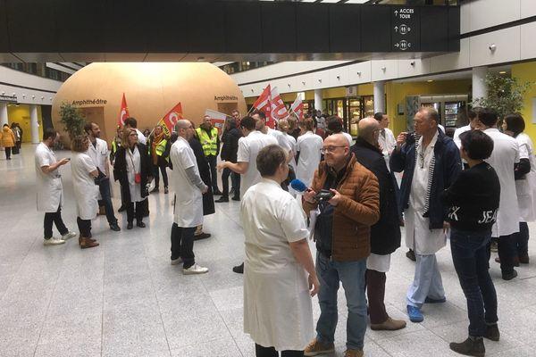29 médecins du CHU de Caen ont signé la lettre de démission collective