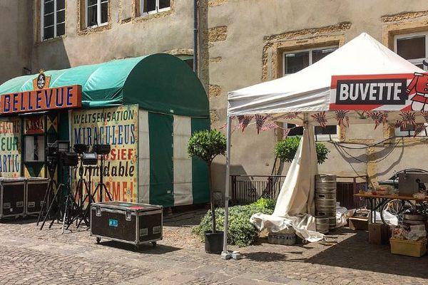 Le festival Hop Hop Hop s'installe dans les rues messines