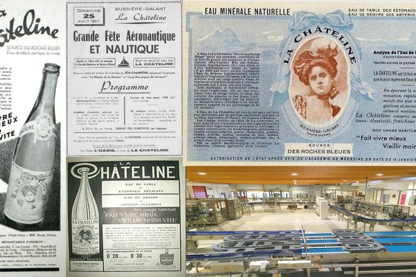 L'eau minérale reconnue pour ses vertus a eu des fortunes diverses depuis 1860. Très connue, puis oubliée, elle revient sur les tables françaises