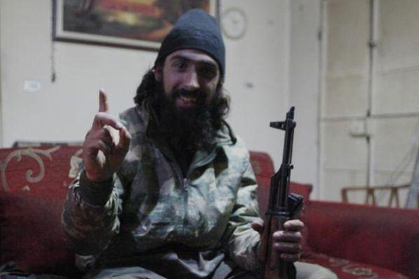Abou Marial rencontré par des journalistes américains en Syrie