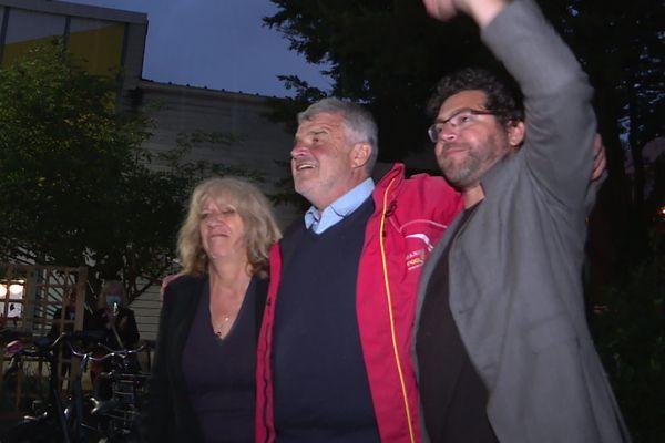 Victoire sur le fil de Jean-François Fountaine à La Rochelle