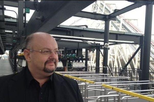 Didier Le Douarin, directeur du parc Walygator, craignait une liquidation de la société et se dit rassuré.