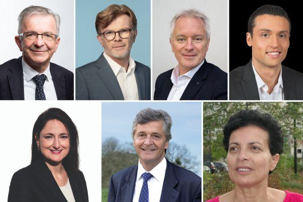 Les différents candidats aux élections régionales 2021 en Centre-Val de Loire.
