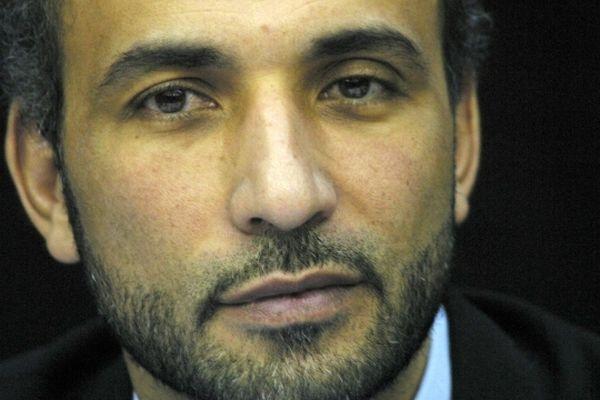 L'intellectuel islamologue Tarik Ramadan, invité d'une conférence sur le traitement de l'islam dans les médias le 25 janvier à Roubaix.