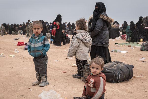 Image d'illustration - Enfants en Syrie : l'Etat belge doit les rapatrier mais ne sera pas soumis à des astreintes.