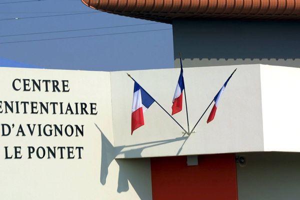 Illustration - Le centre pénitentiaire Avignon-Le Pontet (Vaucluse).