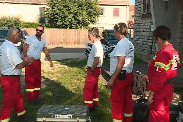 Les Secouristes Sans Frontières de l'antenne de Dijon sont rentrés vendredi 22 septembre, ils étaient partis secourir les populations de Saint-Martin et Saint-Barthélémy , il y a une dizaine de jours.