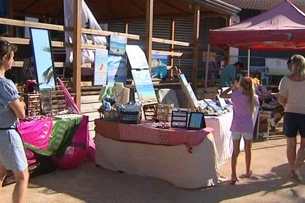La première édition de la foire de Taverna, consacrée à l'artisanat local, se tient sur les quais du petit port, les 11 et 12 août.