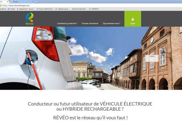 Sur le site de Révéo, le Sdet est présenté comme un membre actif de ce réseau qui souhaite installer 1247 bornes de recharge électrique en Occitanie.