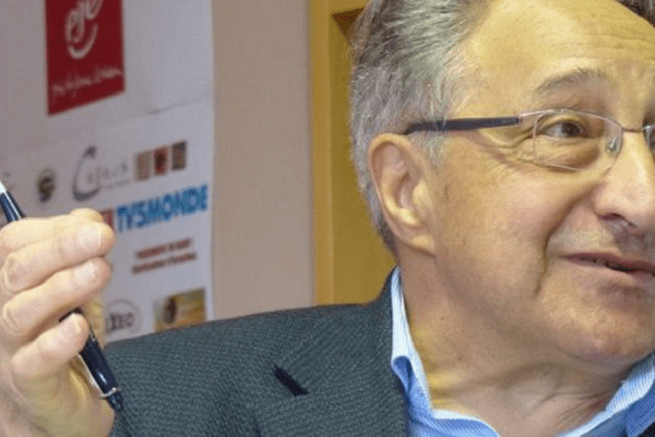 """Marc Sebbah, Président du """"Prix du jeune écrivain"""""""