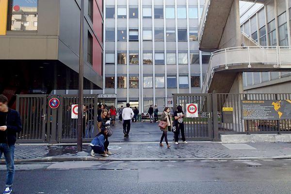 Le site de Censier de l'université Sorbonne-Nouvelle (Paris 3).