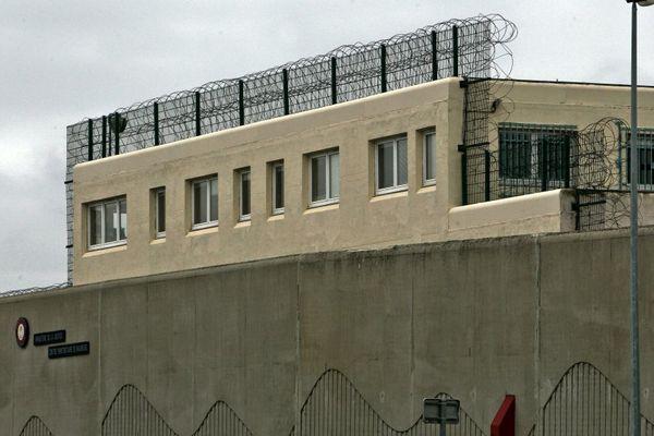 Le centre pénitentiaire de Maubeuge.