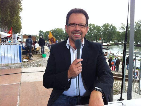 Christophe Carin au Festival de Loire