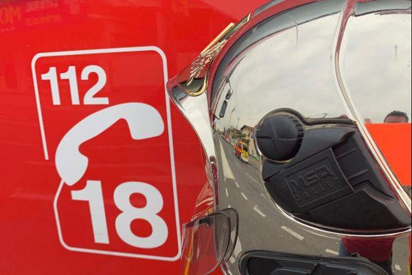 Les sapeurs-pompiers de la Drôme ont été sollicités pour une reconnaissance sous l'eau, une voiture a été découverte dans le Rhône, à Saint-Vallier.